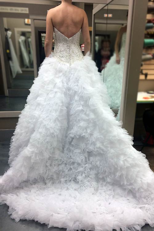 Anna\'s Alterations Weddings and Bridal Wear Calgary